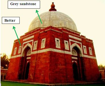 Imperial Style during Islamic Era in India Slave dynasty (1206-1290) Also known as Ilbari dynasty,