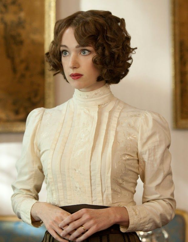 houdini miniseries | Bess Houdini (played by Kristen Connolly). Photo by Egon Endreyi ...