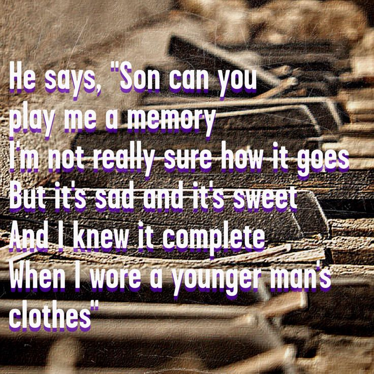 Lyric man song lyrics : 92 best Song Lyrics images on Pinterest | Lyrics, Music lyrics and ...