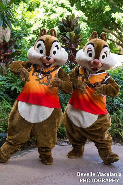 Chip And Dale Halloween Costumes