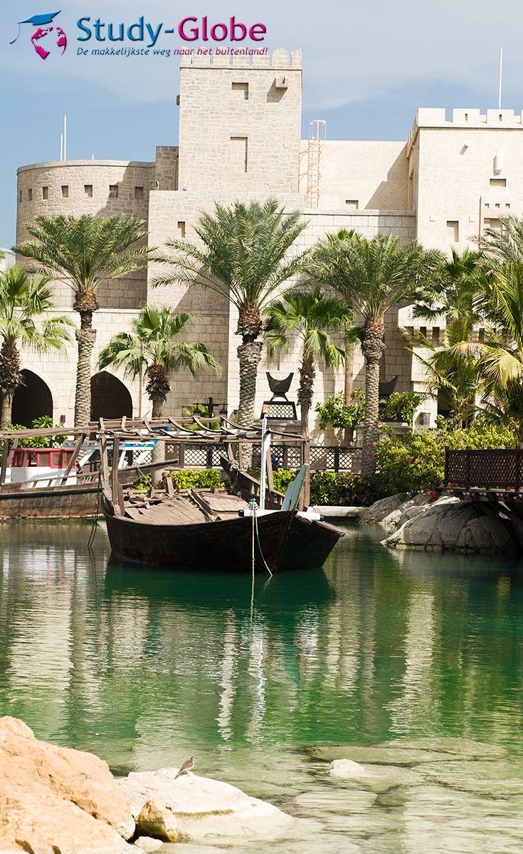 Altijd al willen studeren in het buitenland? Overweeg dan eens de prachtige locatie Dubai! Hier kun je een opleiding volgen aan HULT Business School. Kijk voor de mogelijkheden op www.study-globe.com