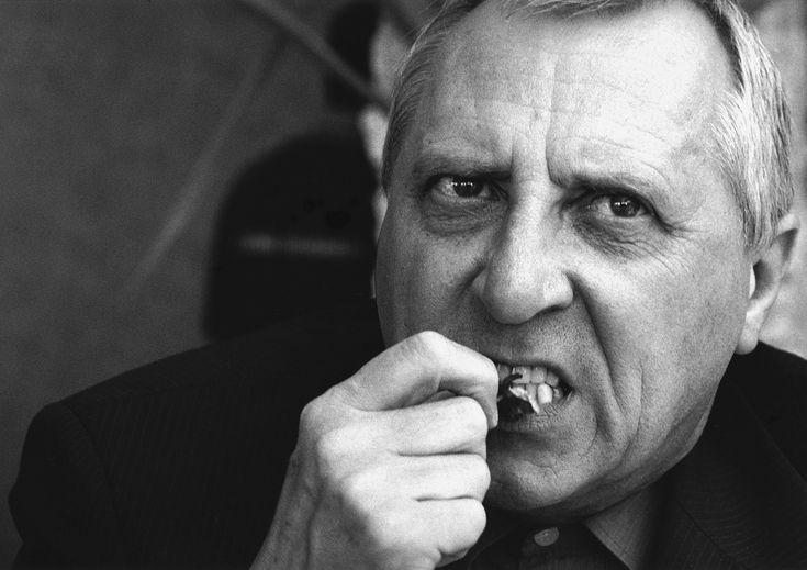When Peter Greenaway gets mad...