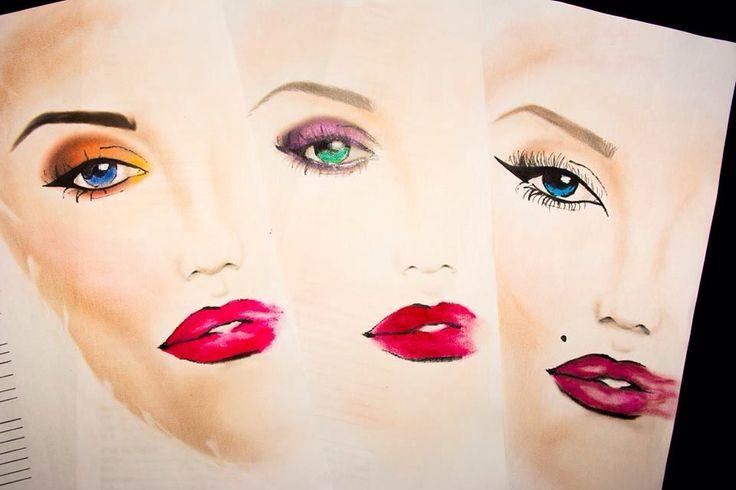 Bobbi brown face charts ❣ideas ideas...