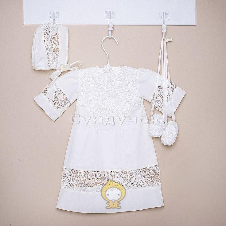 Крестильная рубашка Глаша