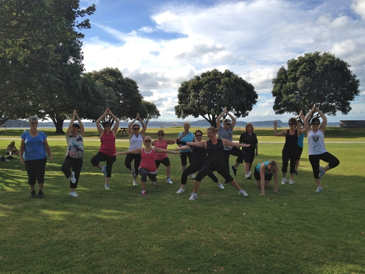 Outdoor Bootcamps in Stanmore Bay, Whangaparaoa, Hibiscus Coast, North Auckland - Fit and Toned Personal Trainers