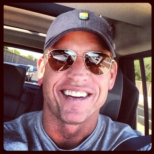 TROY AIKMAN LOOKING FINE!!!!