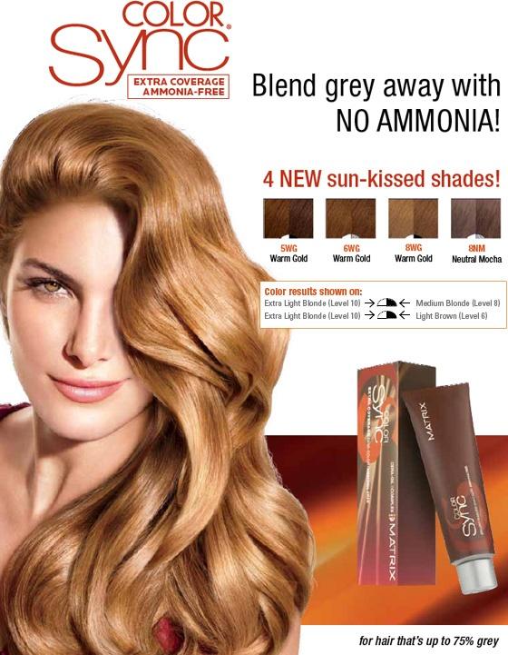 love matrix hair color especially love the colorsync - Matrix Hair Color Reviews