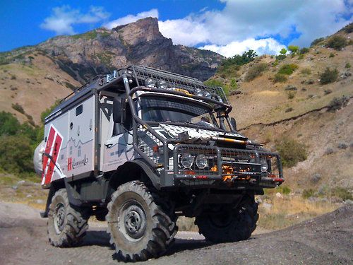 Unimog Expedition Vehicle | ... of the Day - What's The Best Expedition Vehicle? - MyE28.com