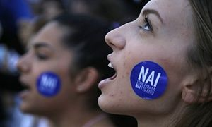 Greece's solidarity movement: 'it's a whole new model – and it's working'   World news   The Guardian
