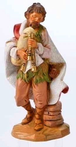 I have this piece, is Josiah the Bagpipe player.