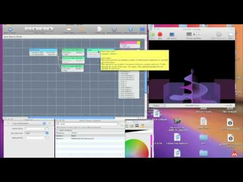 Ableton Live + Quartz Composer Tutorial: Audio and Midi basics (pt. 1)