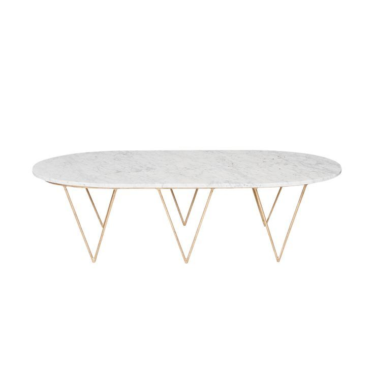 Worlds Away Surf Coffee Table Collection Surf Gw Oval Hairpin Coffee Table In Gold Leaf With Gold Coffee Table Marble Top Coffee Table Brass Coffee Table
