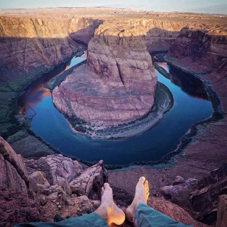 Creator of the Week - Morning view above the Colorado river by Cyrus Sutton! Can beat this shot? Show us yours to win a $1000 voucher too!