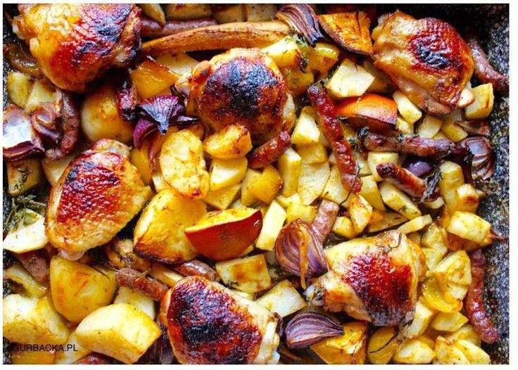 przepis na kurczaka po hiszpańsku Kasia Gurbacka