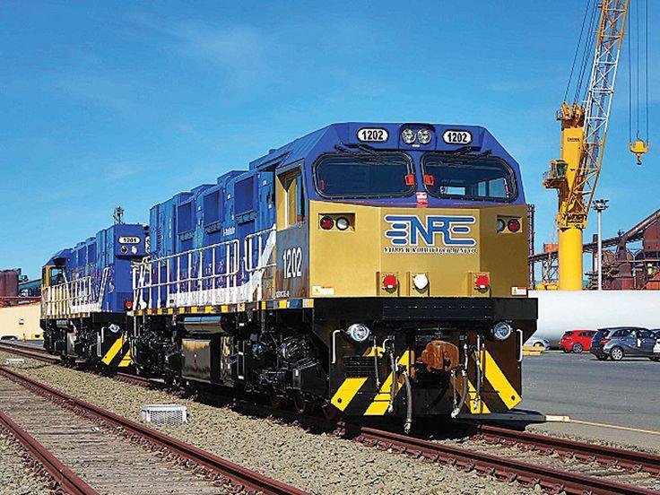 National Railway Equipment Co 3GS24CDEAU NViroMotive