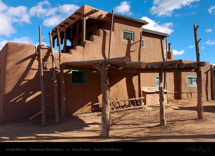 20 best pueblo landscapes images on pinterest paisajes for Cost to build adobe home