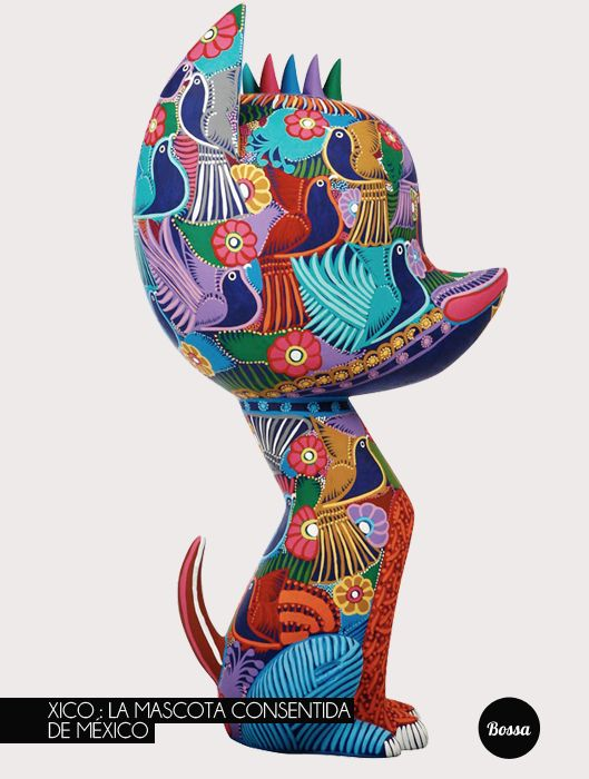 Xico: la mascota consentida de México.