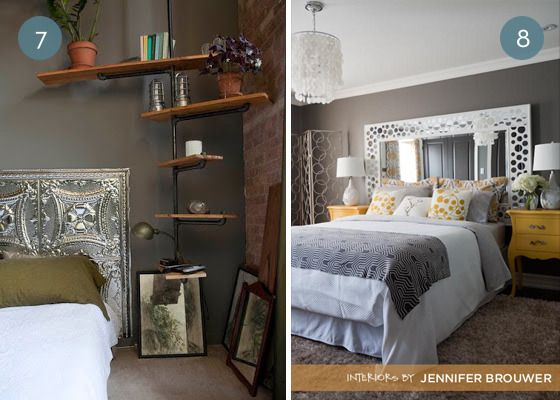 Best 25+ Unique headboards ideas on Pinterest | Headboard alternative,  Headboard ideas and Diy headboards