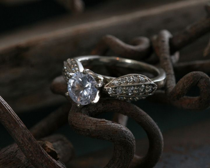 16 Sublime Handmade Engagement Rings by Liloveve That Will Leave You Breathless - Mon Cheri Bridals