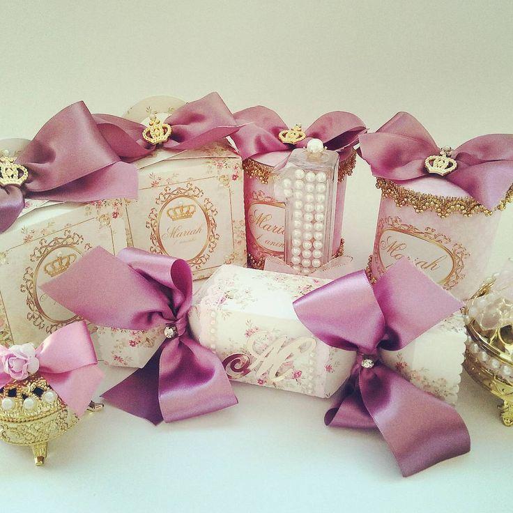 Kit Luxo Princesa