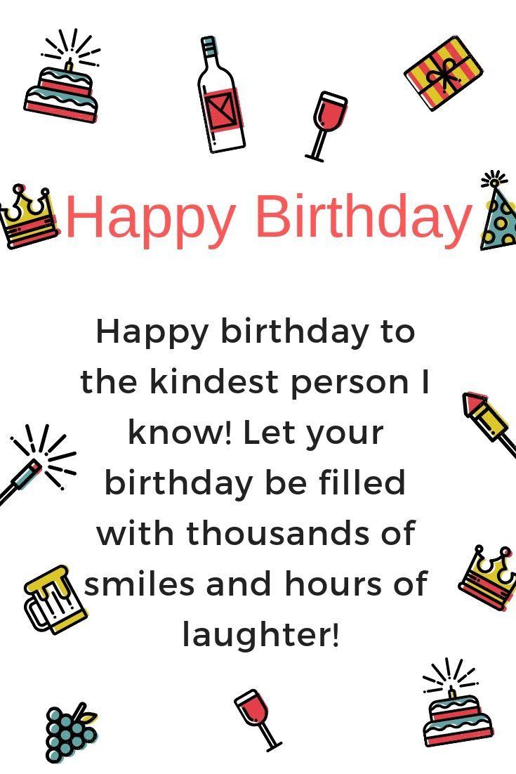 Inspirational Happy Birthday Quotation