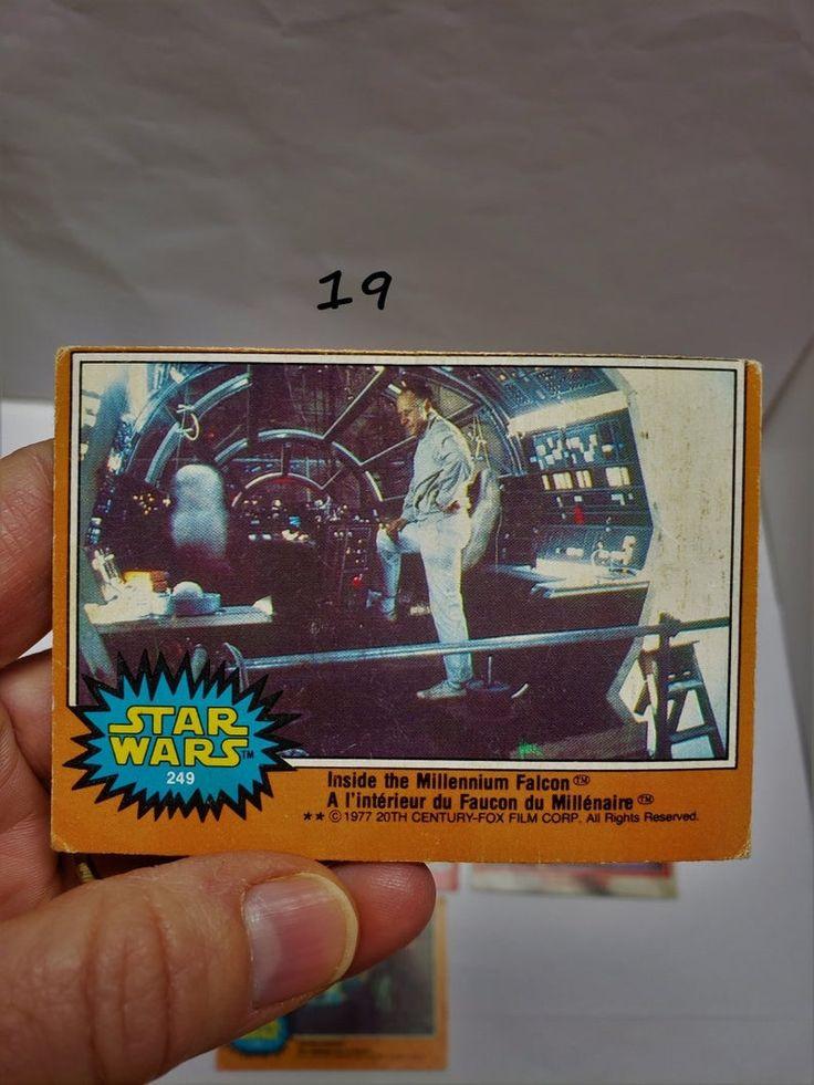 1977 star wars cards complete set