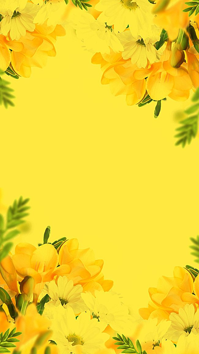 yellow floral background h5 floral wallpaper iphone floral background yellow flower wallpaper yellow floral background h5 floral