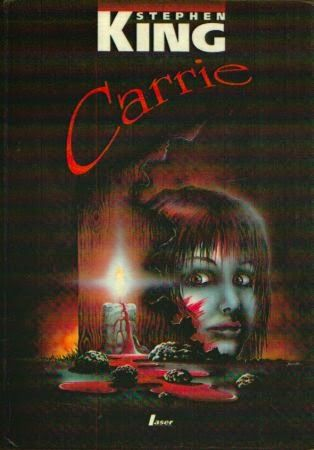 Other world in books: Carrie: Stephen King | Recenze knih ...