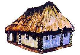 Traditional Houses, Romania - Vistea (Brasov County)
