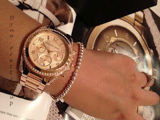 Michael Kors - Rose Gold Watch