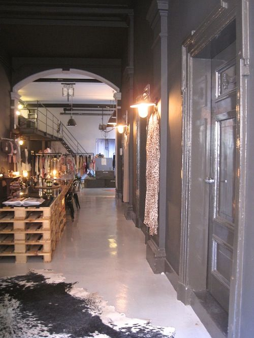 The Collector, concept store Amsterdam : checked!
