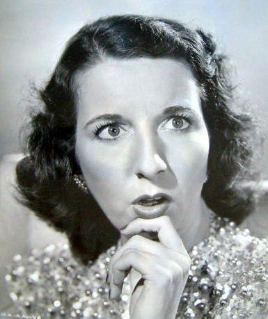 Mary Wickes, one of the greatest comedic character actresses of all time.