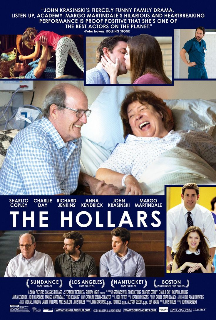 Return to the main poster page for The Hollars