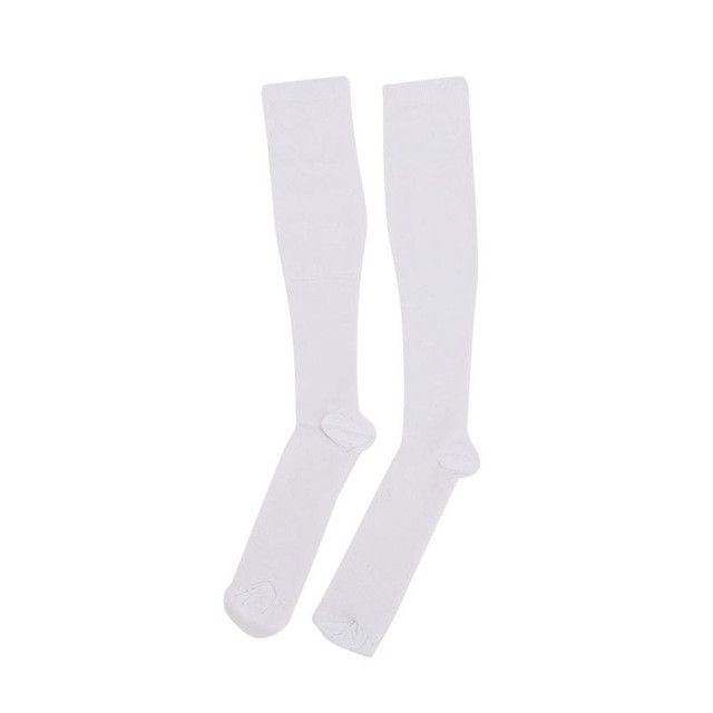 Big Sale Women Outdoor Anti-Fatigue Knee High Stockings Compression Support Sport Socks