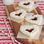 http://picky-palate.com/2013/02/11/valentine-shortbread-cookie-sandwiches/