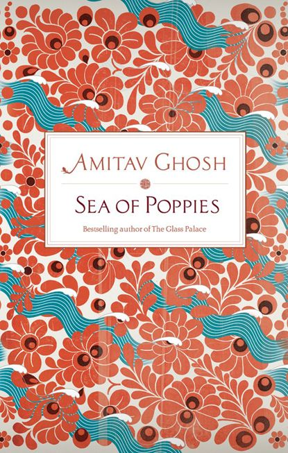Sea of Poppies UK Edition - Faceout Books