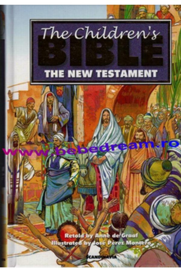 The Children's Bible - The New Testament, Biblia pentru copii - Noul Testament