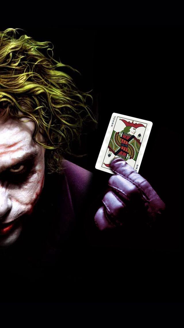 Yet another Joker wallpaper | Wallpapers for iPhone ...