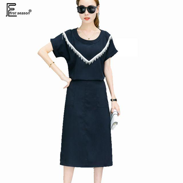 Female Dresses Hot Selling Designer Women Fashion Short Sleeve Slim Waist Elegant Ladies Work Wear Office Chiffion Casual Dress