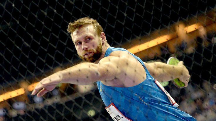 Steiniger Weg zu Olympia in Rio: Harting muss Comeback verschieben