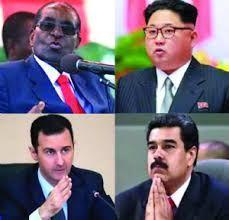 Nicolás Maduro entra a grupo exclusivo de dictadores que esta en lista negra de EE.UU El presidente venezolano fue sancionado por el Tesoro de Estados Unidos, al igual que Kim Jong-un (Corea del Norte),