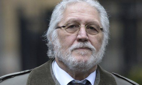Dave Lee Travis. Found not guilty on 12 charges so guess what? CPS trumped up more charges so back to court he goes. Mr Travis had to sell his home to cover the court costs so this time CPS will doubtless gleefully ensure that Mr Travis is bankrupted and homeless, just as they're trying to do to Stuart Hall.