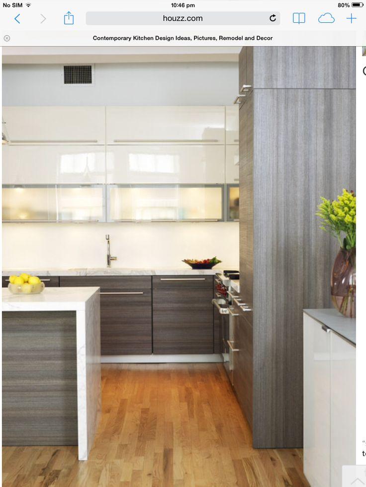 Texture against white | Kitchen cabinet styles, Modern ...
