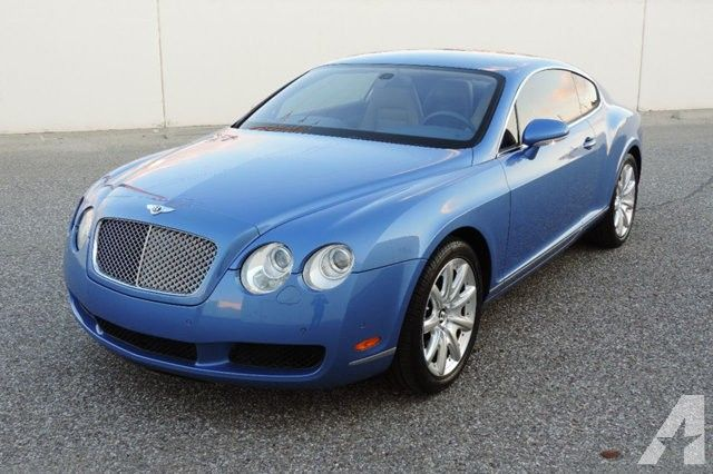 Bentley Continental GT Price On Request