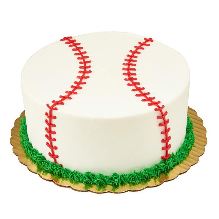 Haben Sie Geburtstagskuchen Haben Sie Buddy Cake Cake Central   – Baseball cake