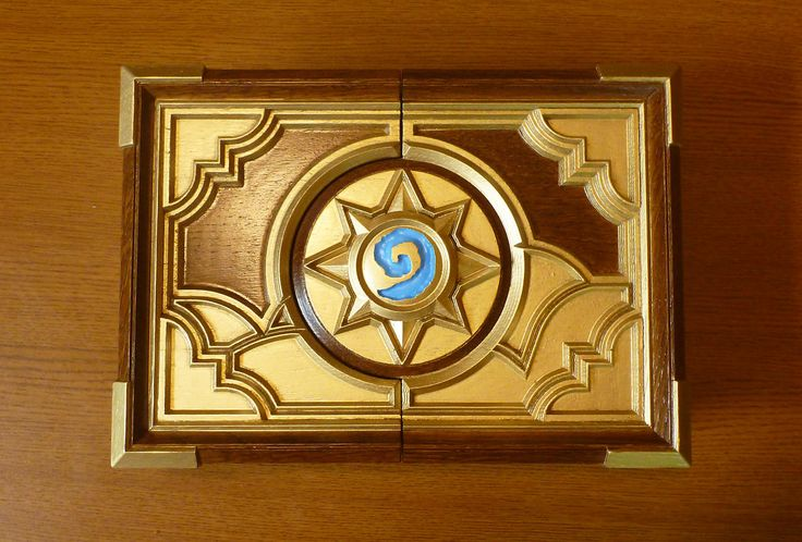 Excited to share the latest addition to my #etsy shop: Personalized Hearthstone Box Replica Wood Mother Day Birthday Gift Full-Size Oak Christmas http://etsy.me/2AHjunz #vintage #collectibles #brown #birthday #gold #buyonline #hearthstonebox #hearthstone #newyear #buy