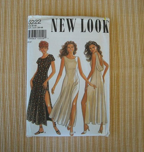 Simplicity patterns for maxi dress