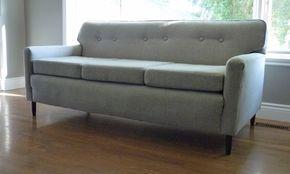 Las 25 mejores ideas sobre como tapizar sillones en pinterest como tapizar como tapizar una Como tapizar un sofa paso a paso