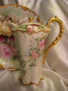 antıque porcelaine