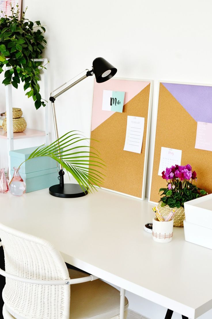 best diy office images on pinterest
